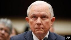 Міністр юстиції США Джефф Сешнс свідчить у Юридичному комітеті Палати представників