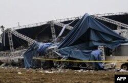 Indiana'da Fırtına Panayır Sahnesini Yıktı: Beş Ölü