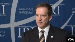 USAID အုပ္ခ်ဳပ္ေရးမွဴး Mark Green