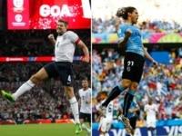 Uruguay versus England World Cup preview.