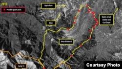 Những hình ảnh chụp từ vệ tinh thương mại mà Hội Ân xá Quốc tế có được cho thấy Bắc Triều Tiên đã nới rộng chu vi của một trại tù khổng lồ, nằm cách thủ đô Bình Nhưỡng 70 kilomét về hướng bắc.