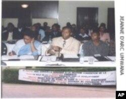 Des Rwandais de la diaspora