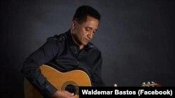 Waldemar Bastos, músico angolano