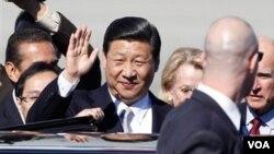 中國國家副主席習近平(資料照片)