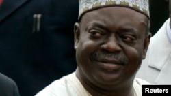 Dr. Babangida Aliyu gwamnan jihar Neja kuma shugaban gwamnonin arewa
