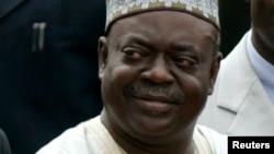 Dr. Babangida Aliyu gwamnan jihar Neja