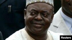 Dr. Babangida Aliyu tsohon gwamnan jihar Neja wanda a karkashinsa ne jami'an suka yi aiki
