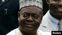 Dr. Babangida Aliyu gwamnan jihar Neja kuma shugaban kungiyar gwamnonin arewa