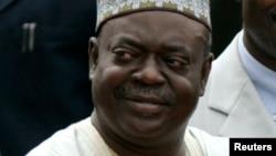 Muazu Babangida Aliyu.