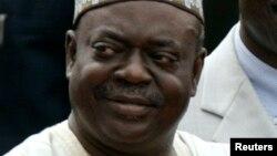 Dr. Babangida Aliyu gwamnan jihar Neja.