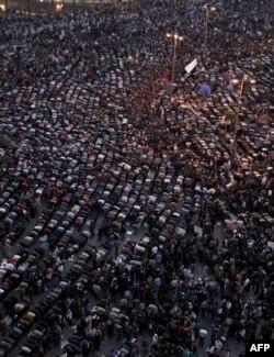 Qohira, 1 fevral 2011