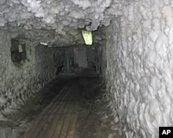 地下隧道实验室