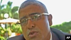 Ismael Mussá, secretário-geral demissionário do MDM