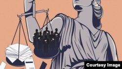 Pravosuđe Ilustracija CIN