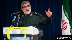 Novi commandant sang Kuds Esmail Gani