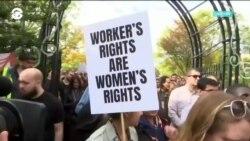 Беспрецедентный протест сотрудников Google