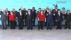 Latam presidentes en China