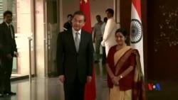 2014-06-08 美國之音視頻新聞: 印度新政府與中國首次高層接觸