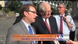 У Києві американські законодавці обіцяють Україні допомогу