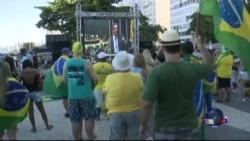 巴西议会弹劾总统罗塞夫