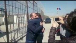 Jurnalist azadlığa buraxılıb