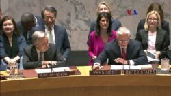Tillerson pide aislar a Corea del Norte