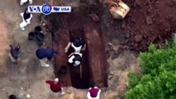 Manchetes Americanas 13 Julho: Encontrados restos mortais de jovem desaparecido na Pensilvânia