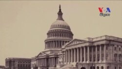 Various Nationalities Working to Restore US Capitol Dome