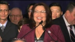 TAMMY DUCKWORTH: on Her Campaign and Hopeful History will be Made Tonight