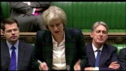 British Home Secretary Reacts to Litvinenko Inquiry