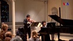 Azərbaycanlı musiqiçinin Nyu York konserti