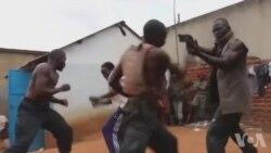 TASKAR VOA: Cikin Shirin Taskar VOA Na Wannan Makon Zaku Kalli Yadda Wasu Yan Kasar Uganda Ke Hada Fina Finai Cikin Sauki