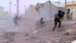 نیروهای عراقی یک محله رمادی را از داعش پس گرفتند
