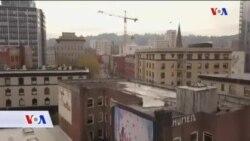 Slavensko vijeće povezuje istočnoevropske imigrante i policiju u Portlandu