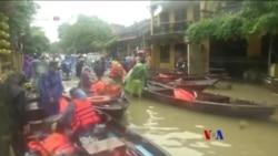 """颱風""""達維""""在越南造成至少49人死亡"""