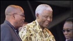 2013-06-13 美國之音視頻新聞: 曼德拉對治療的反應有所改善