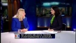Interviste me Edita Tahirin