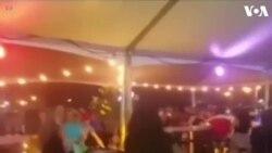 لاس ویگاس کے ایک کنسرٹ میں فائرنگ