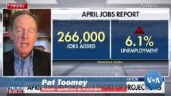 Biden aponta para o desacelerar do crescimento do emprego em busca de planos de recuperação económica