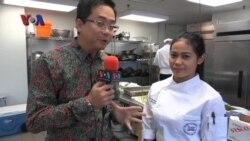 Chef Indonesia Mengajar di AS