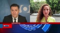 Los Angeles'ta Ermeniler ve Azeriler Arasında Arbede
