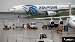 Pesawat EgyptAir yang Hilang