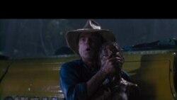 El parque Jurassic en 3D