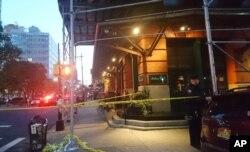 Policía de Nueva York removió paquete explosivo dirigido al actor estadounidense, Robert De Niro.