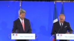2013-09-08 美國之音視頻新聞: 克里指要求敘利亞承擔罪責的國際呼聲升高