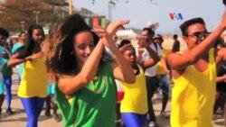 Como se divierten los turistas en Río de Janeiro