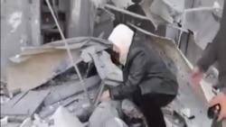 敘利亞政府軍空襲 阿勒頗市場幾十人死