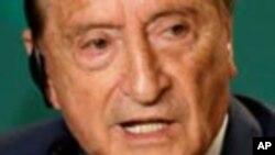 Eugenio Figueredo, exvicepresidente de la FIFA sería extraditado a su país natal, Uruguay.