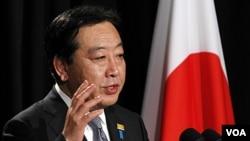 Perdana Menteri Jepang, Yoshihiko Noda (Foto: dok).