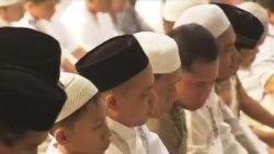 全球穆斯林慶祝開齋節